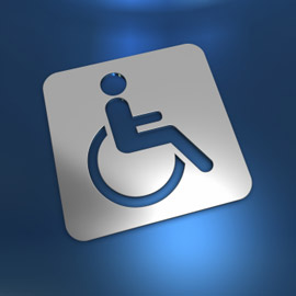 Casos en los que se puede considerar no viable, por motivos técnicos, disponer un itinerario accesible para usuarios en silla de ruedas.