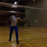En Badminton