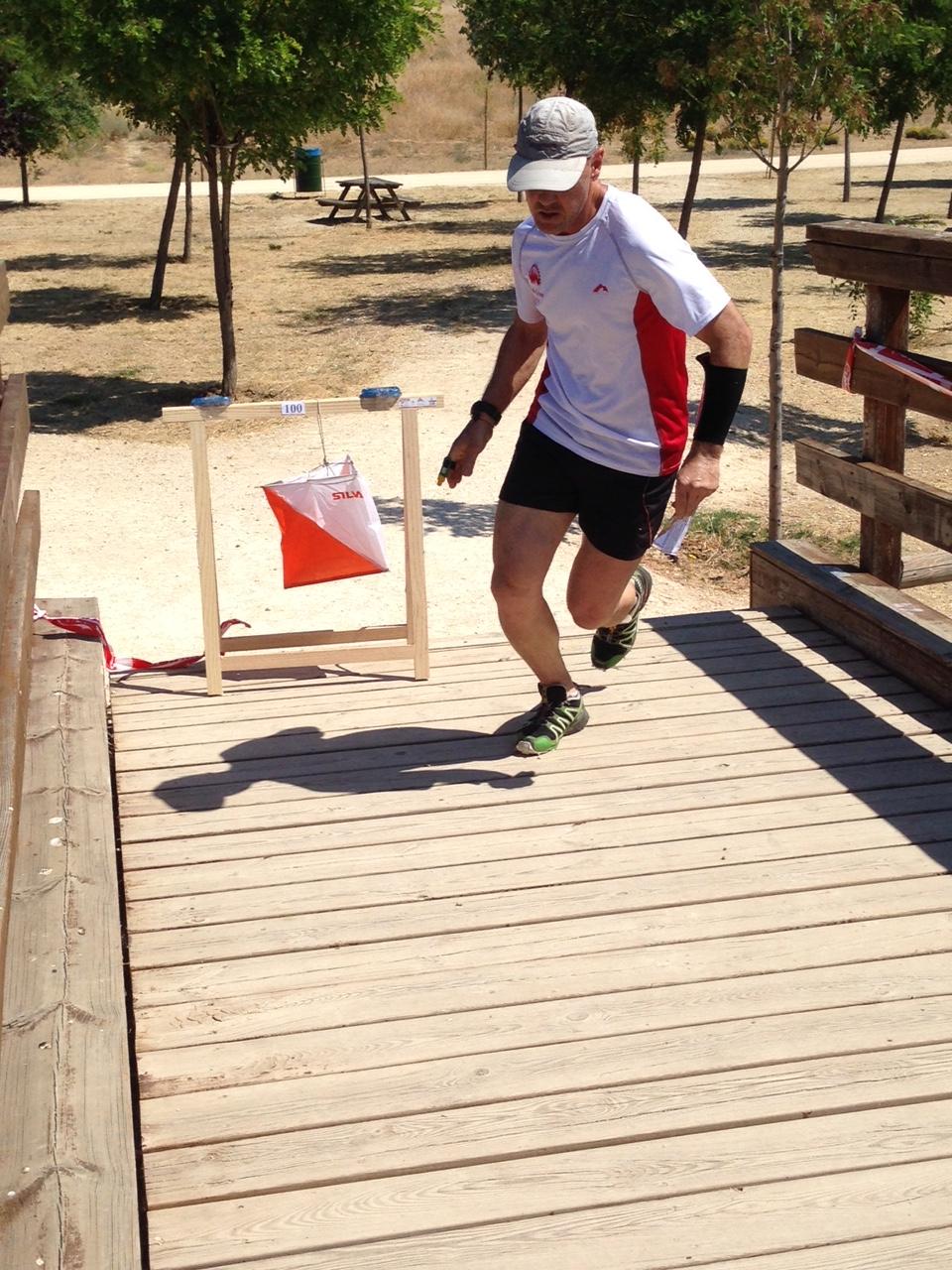 Sprint O-pie Las Presillas 2015