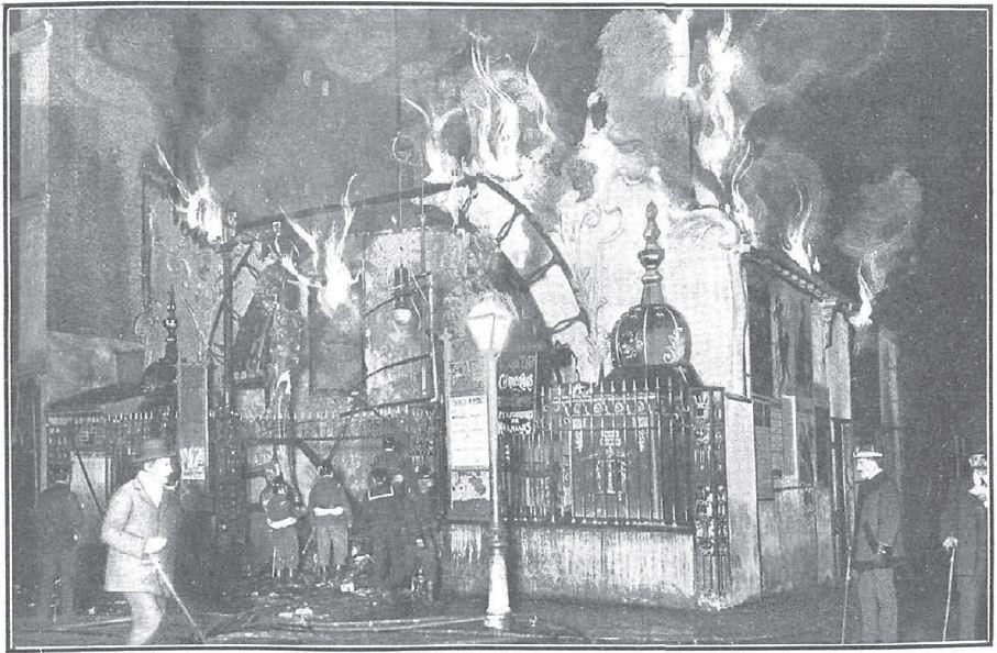 ¿Por qué se quema el patrimonio? (Parte 2)