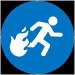 Consultoría de seguridad en caso de incendio