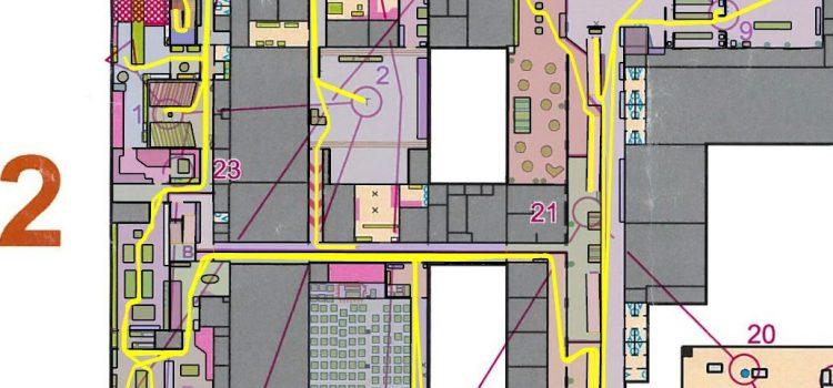 Simulación etapa 2 SIC2019 mediante herramienta Pathfinder