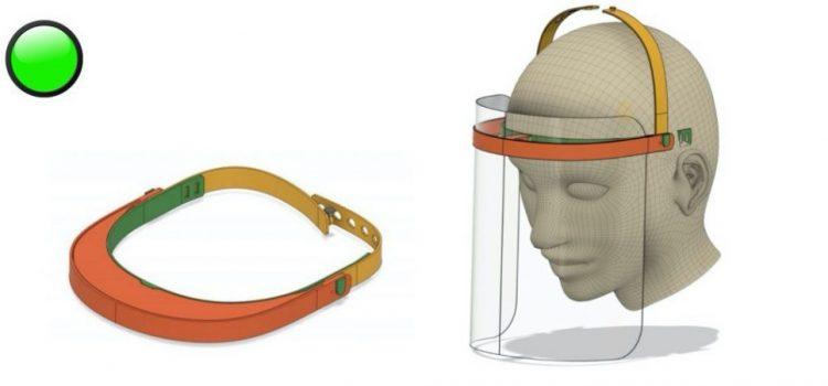 Coronavirus. Acciones de colaboración de grupos de impresoras 3D.