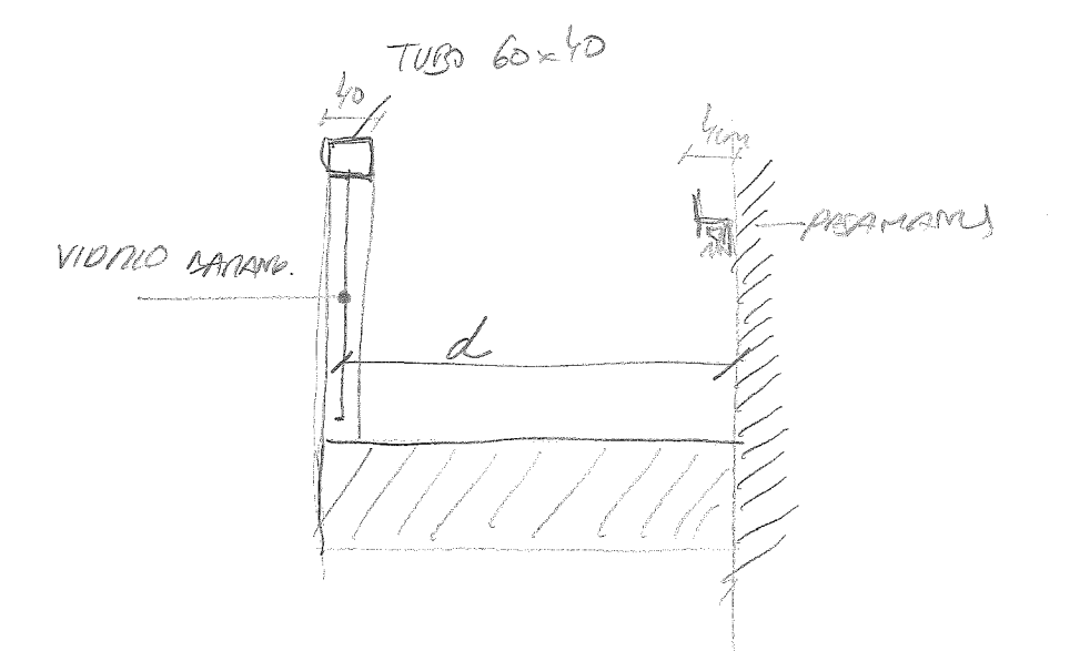 ¿Como se mide la anchura mínima útil de una escalera?