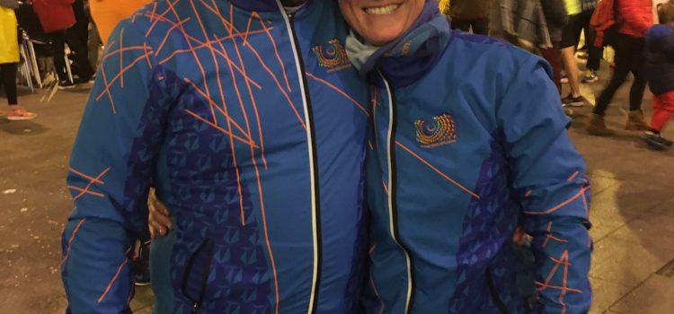 Unidos por el deporte: Samuel y María Carmen.